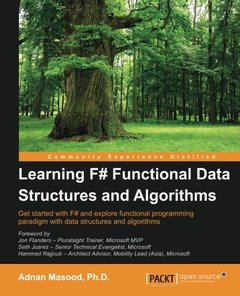 Learning F# Functional Data Structures and Algorithms (Paperback)-cover