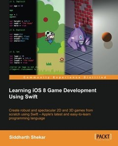 Learning iOS 8 Game Development-cover