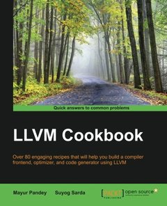 LLVM Cookbook (Paperback)