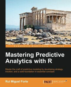 Mastering Predictive Analytics with R-cover