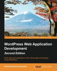 WordPress Web Application Development,  2/e(Paperback)
