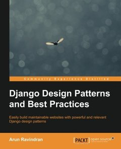 Django Design Patterns and Best Practices-cover