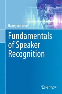 Fundamentals of Speaker Recognition (Hardcover) (快遞進口)-cover