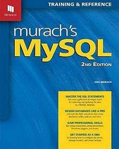Murach's MySQL, 2/e (Paperback)-cover