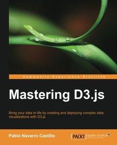 Mastering D3.js (Paperback)-cover