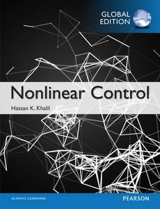 Nonlinear Control (IE-Paperback)-cover