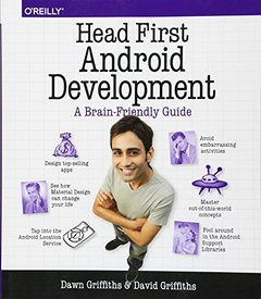 Head First Android Development (Paperback)-cover