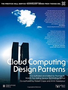 Cloud Computing Design Patterns (Hardcover)(paperback-9780134767413)-cover