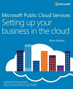 Microsoft Public Cloud Services: Setting up your business in the cloud (Paperback)-cover