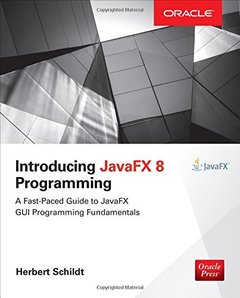 Introducing JavaFX 8 Programming (Paperback)-cover