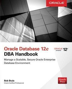 Oracle Database 12c DBA Handbook (Paperback)-cover