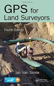 GPS for Land Surveyors, 4/e (Hardcover)-cover