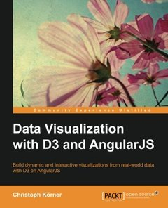 Data Visualization with D3 and AngularJS (Paperback)-cover
