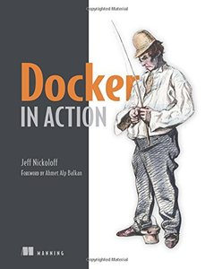Docker in Action (Paperback)-cover
