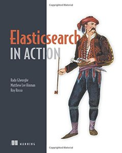 Elasticsearch in Action (Paperback)-cover