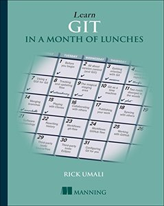 Learn Git in a Month of Lunches (Paperback)-cover