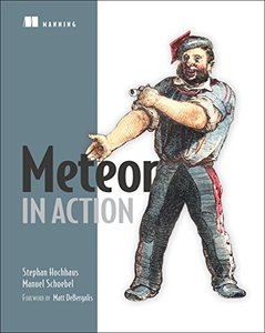 Meteor in Action (Paperback)-cover