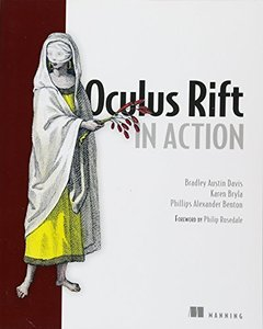 Oculus Rift in Action (Paperback)-cover