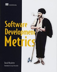 Software Development Metrics (Paperback)-cover