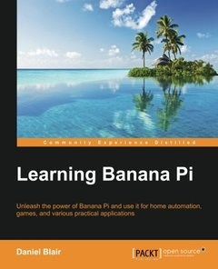 Learning Banana Pi (Paperback)-cover