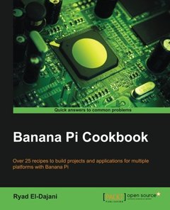 Banana Pi Cookbook (Paperback)-cover