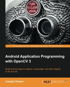 Android Application Programming with OpenCV 3(Paperback)-cover