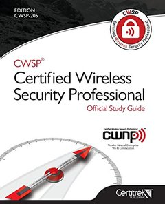 CWSP Certified Wireless Security Professional Official Study Guide (Paperback)-cover
