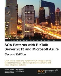 SOA Patterns with BizTalk Server 2013,  2/e(Paperback)-cover