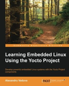 Learning Embedded Linux using the Yocto Project (Paperback)-cover