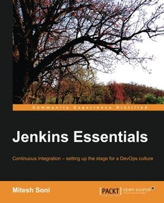 Jenkins Essentials (Paperback)-cover