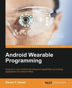 Android Wearable Programming-cover