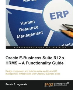 Oracle E-Business Suite R12.x HRMS - A Functionality Guide-cover