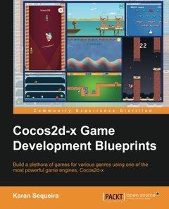 Cocos2d-X Game Development Blueprints-cover