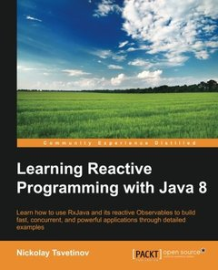 Learning Reactive Programming With Java 8 (Paperback)-cover