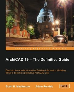 ArchiCAD 19 - The Definitive Guide-cover