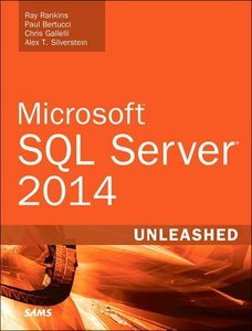 Microsoft SQL Server 2014 Unleashed ( Paperback)-cover