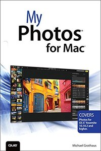 My Photos for Mac Paperback-cover