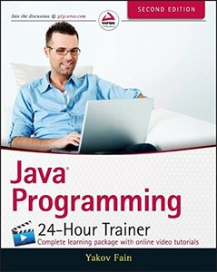 Java Programming 24-Hour Trainer Paperback-cover