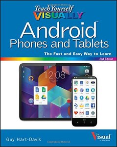 Teach Yourself VISUALLY Android Phones and Tablets (Teach Yourself VISUALLY (Tech)) Paperback-cover