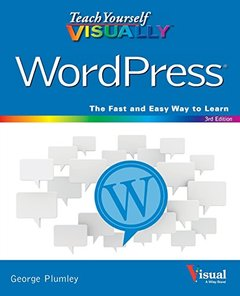 Teach Yourself VISUALLY WordPress Paperback-cover