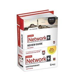 CompTIA Network+ Certification Kit: Exam N10-006 Paperback-cover
