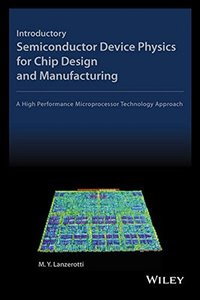 Introductory Semiconductor Device Physics for Chip Design and Manufacturing (Hardcover)-cover