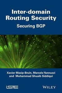 Inter Domain Routing Security (Iste) Hardcover-cover
