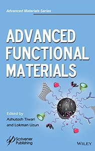Advanced Functional Materials (Advanced Material Series) Hardcover-cover