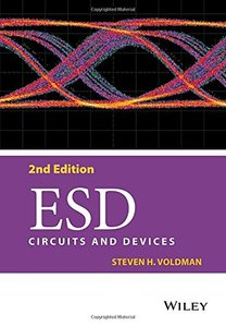 ESD: Circuits and Devices, 2/e (Hardcover)-cover