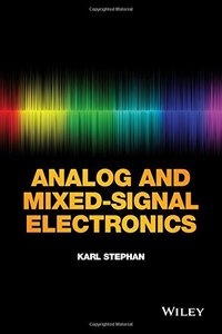 Analog and Mixed-Signal Electronics Hardcover-cover