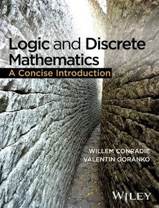 Logic and Discrete Mathematics: A Concise Introduction (Paperback)-cover