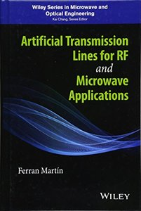 Artificial Transmission Lines for RF and Microwave Applications(Hardcover)-cover