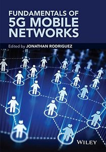 Fundamentals of 5G Mobile Networks( Hardcover)-cover