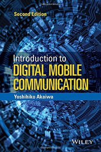 Introduction to Digital Mobile Communication( Hardcover)-cover